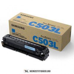 Samsung ProXpress C3000 C ciánkék toner /CLT-C503L/ELS/, 5.000 oldal | eredeti termék