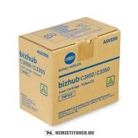 Konica Minolta Bizhub C3100 Y sárga toner /A0X5254, TNP-50Y/, 5.000 oldal | eredeti termék