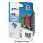 Epson T037 színes tintapatron /C13T03704010/, 25 ml | eredeti termék