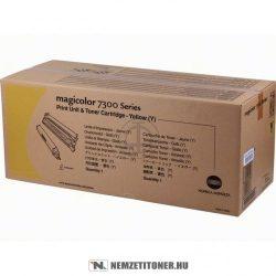 Konica Minolta MagiColor 7300 Y sárga dobegység /4333-513, 171-0532-002/, 26.000 oldal | eredeti termék