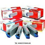 OKI C7100, C7300 toner multipack BkCMY /01101001, TYPE C4/, 4x10.000 oldal | eredeti termék