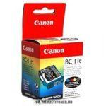 Canon BC-11E színes fej+tintapatron /0907A002/   eredeti termék