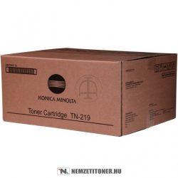 Konica Minolta Bizhub 25 toner /996-7002-118, TN-219/, 20.000 oldal   eredeti termék