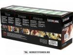 Lexmark Optra E460 XL toner /E460X11E/, 15.000 oldal | eredeti termék
