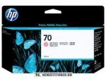 HP C9455A LM világos magenta #No.70 tintapatron, 130 ml | eredeti termék