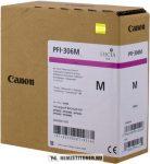 Canon PFI-306 M magenta tintapatron /6659B001/, 330 ml | eredeti termék