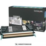 Lexmark C522, C524, C532 Bk fekete toner /C5222KS/, 4.000 oldal | eredeti termék