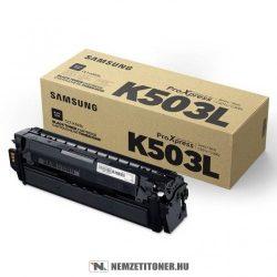 Samsung ProXpress C3000 Bk fekete toner /CLT-K503L/ELS/, 8.000 oldal | eredeti termék
