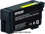 Epson T40D4 Y sárga tintapatron /C13T40D440/, 50 ml | eredeti termék
