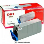OKI C7100, C7300 M magenta toner /41963006/, 10.000 oldal | eredeti termék