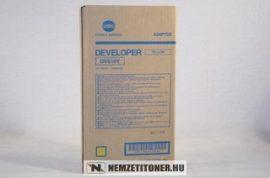 Konica Minolta Bizhub C5500, C6500 Y sárga developer /A04P700, DV-610Y/, 200.000 oldal | eredeti termék