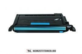 Samsung CLP-600, 650 C ciánkék toner /CLP-C600A/ELS/, 4.000 oldal | utángyártott import termék