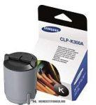Samsung CLP-300 Bk fekete toner /CLP-K300A/ELS/, 2.000 oldal   eredeti termék