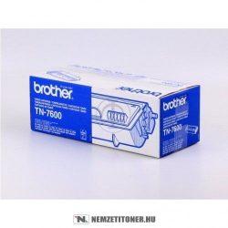 Brother TN-7600 toner, 6.500 oldal | eredeti termék