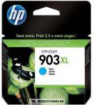 HP T6M03AE C ciánkék #No.903XL tintapatron, 9,5 ml | eredeti termék