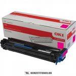 OKI C911, C931 M magenta dobegység /45103714/, 40.000 oldal | eredeti termék