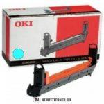 OKI C9300, C9500 C ciánkék dobegység /41963407, TYPE C5/, 30.000 oldal | eredeti termék