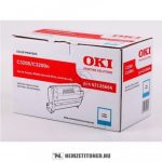 OKI C3200 C ciánkék dobegység /42126664/, 14.000 oldal   eredeti termék
