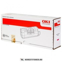 OKI MC760, MC770, MC780 M magenta toner /45396302/, 6.000 oldal | eredeti termék