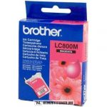 Brother LC-800 M magenta tintapatron | eredeti termék