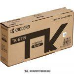 Kyocera TK-6115 toner /1T02P10NL0/, 15.000 oldal | eredeti termék