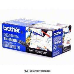 Brother TN-130 Bk fekete toner, 2.500 oldal | eredeti termék