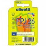 Olivetti JP 450 színes /FPJ26, 84436/ tintapatron | eredeti termék