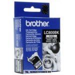 Brother LC-800 Bk fekete tintapatron | eredeti termék