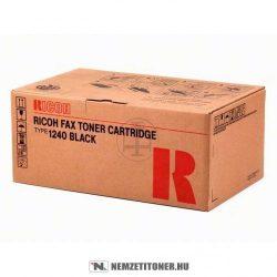 Ricoh Fax 1400L toner /430278, TYPE 1240/, 4.800 oldal, 1550 gramm | eredeti termék