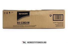 Sharp MXC-38 GVM magenta developer, 60.000 oldal | eredeti termék
