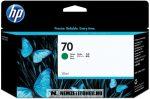 HP C9457A G zöld #No.70 tintapatron, 130 ml | eredeti termék
