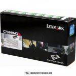 Lexmark C736, X736, X738 M magenta toner /C736H1MG/, 10.000 oldal | eredeti termék