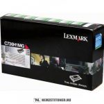 Lexmark C736, X736, X738 M magenta toner /C736H1MG/, 10.000 oldal   eredeti termék