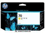 HP C9454A Y sárga #No.70 tintapatron, 130 ml | eredeti termék