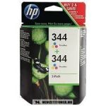 HP C9505EE C9363EE színes #No.344 DUPLA tintapatron, 2x14 ml | eredeti termék