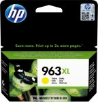 HP 3JA29AE Y sárga #No.963XL tintapatron, 22,77 ml | eredeti termék