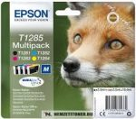 Epson T1285 multipack (T1281,1282,1283,1284) tintapatron, 5,9 ml + 3x3,5 ml | eredeti termék