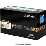 Lexmark C790 Bk fekete XL toner /C792X1KG/, 20.000 oldal | eredeti termék