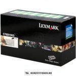 Lexmark C790 Bk fekete XL toner /C792X1KG/, 20.000 oldal   eredeti termék