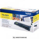 Brother TN-230 Y sárga toner, 1.400 oldal | eredeti termék