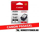 Canon PG-545 Bk fekete XL tintapatron /8286B001/, 15 ml   eredeti termék
