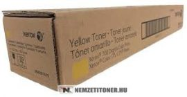 Xerox 700i, DocuColor 700 Y sárga toner /006R01378, 006R01382/, 22.000 oldal   eredeti termék