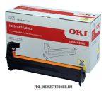OKI C823, C833, C843 Y sárga dobegység /46438001/, 30.000 oldal   eredeti termék
