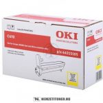 OKI C610 Y sárga dobegység /44315105/, 20.000 oldal | eredeti termék