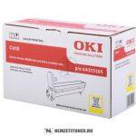 OKI C610 Y sárga dobegység /44315105/, 20.000 oldal   eredeti termék