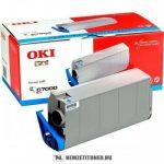 OKI C7100, C7300 C ciánkék toner /41963007/, 10.000 oldal | eredeti termék