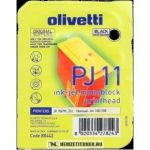 Olivetti PJ 11 Bk fekete tintapatron /B0442/ | eredeti termék