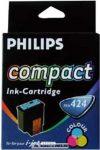 Philips PFA-424 színes tintapatron /906115309009/ | eredeti termék