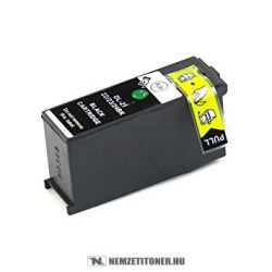 Dell P513W, V310 Bk fekete XL tintapatron /592-11327, X737N/, 16 ml | utángyártott import termék