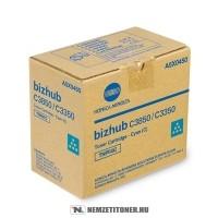 Konica Minolta Bizhub C3100 C ciánkék toner /A0X5454, TNP-50C/, 5.000 oldal | eredeti termék